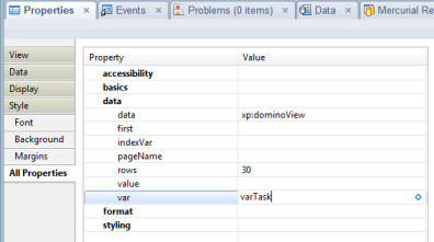 Dynamic Row Styling Part 1 - View Var Property