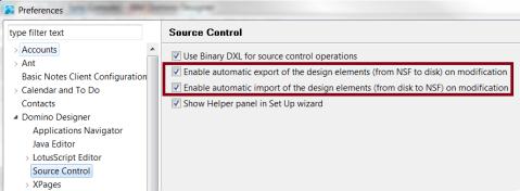 Console - DDE Prefs - Auto Sync