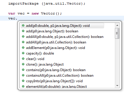 Java Class in SSJS 2