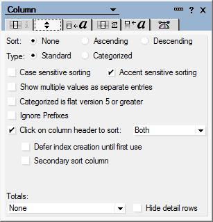 Gridx 7 - Column Properties