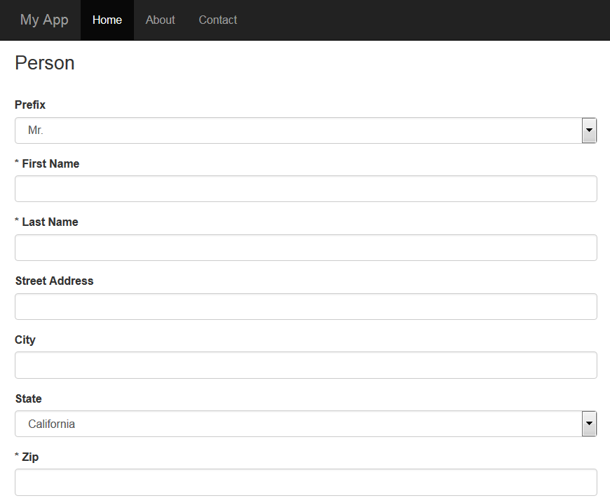 Updating Select2 Styling To Match Bootstrap Fields Xcellerant