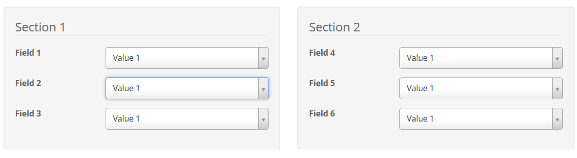 Fixing The Width Of A Select 2 With A Long Value In A Bootstrap Form